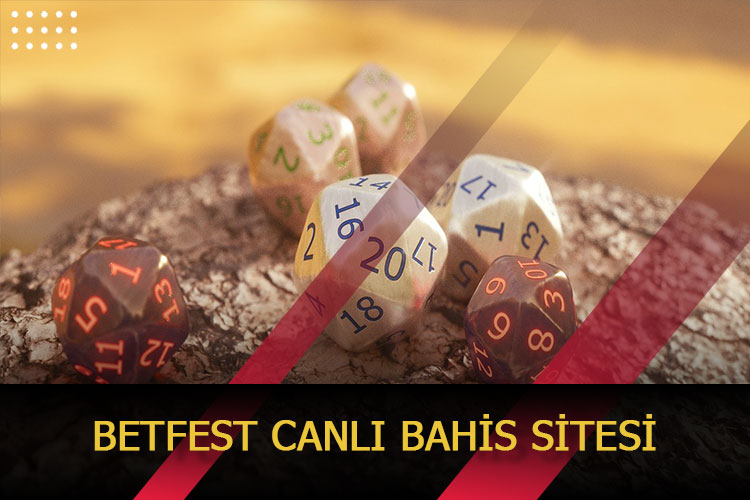 Betfest Canlı Bahis Sitesi