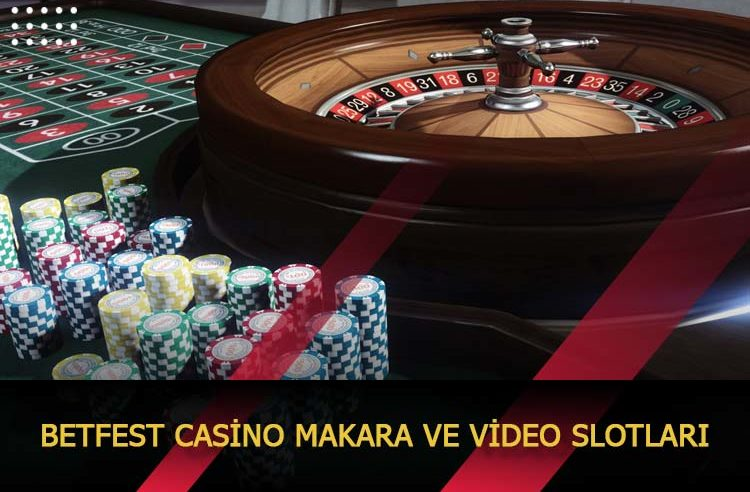 Betfest Casino Makara ve Video Slotları