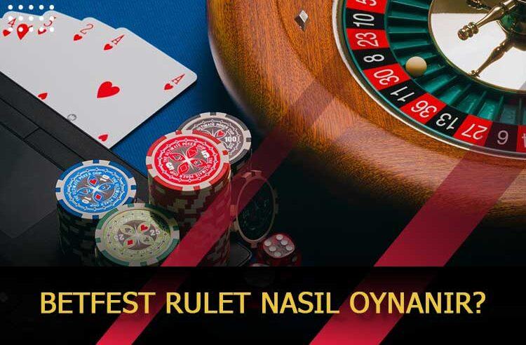 Betfest Rulet Nasıl Oynanır?