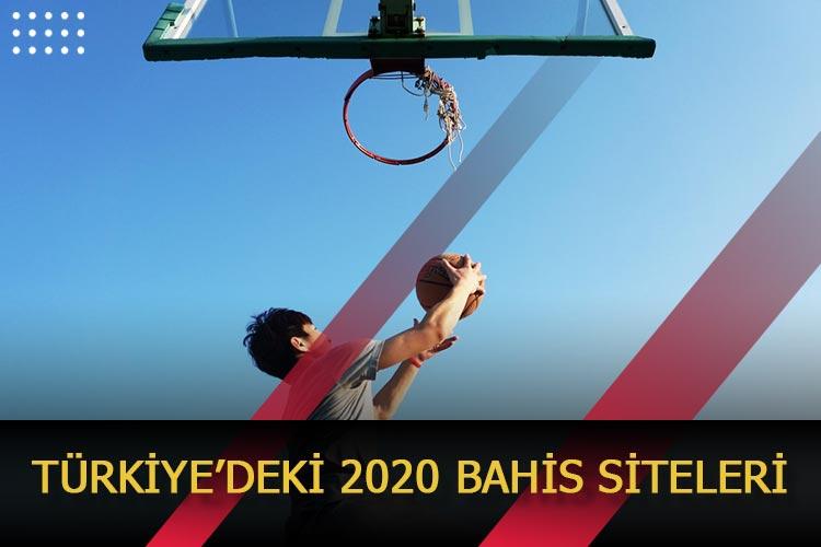 Türkiye'deki 2020 Bahis Siteleri