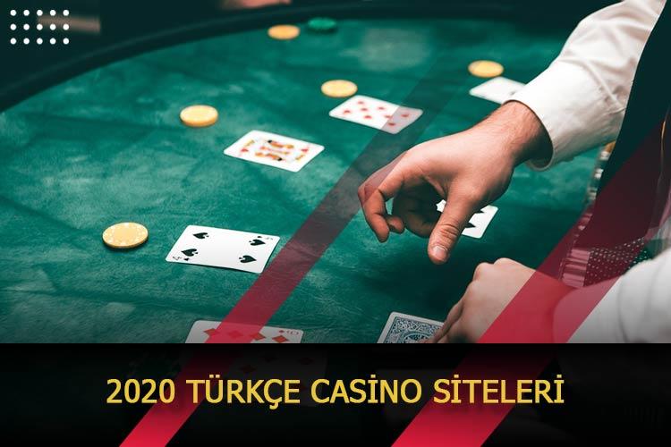 2020 Türkçe Casino Siteleri