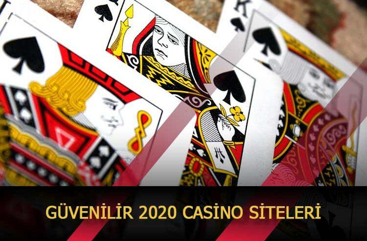 Güvenilir 2020 Casino Siteleri