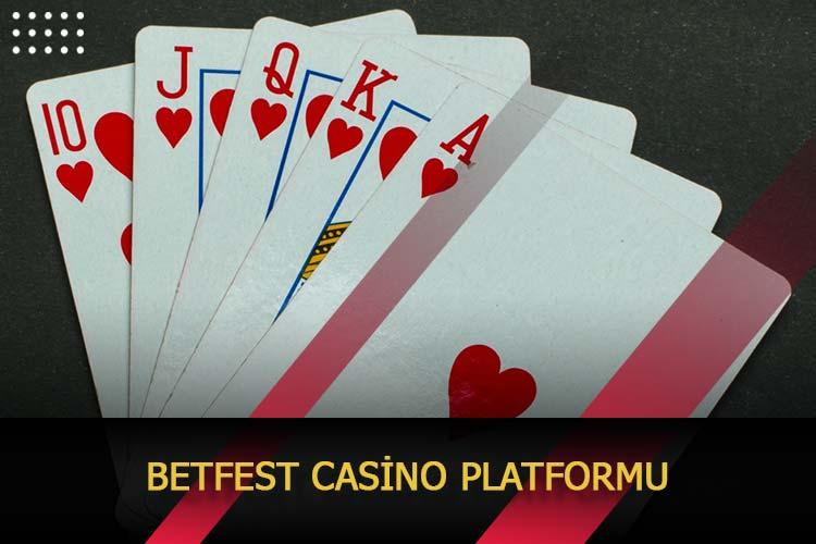 Betfest Casino Platformu